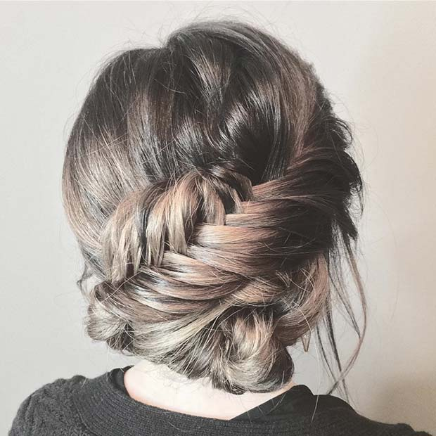 Best NYE Updo Ideas 2019 For Women- Awesome Hairstyles 8