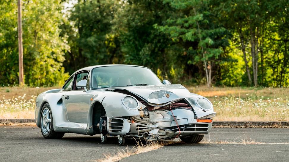 Porsche 959 Macam