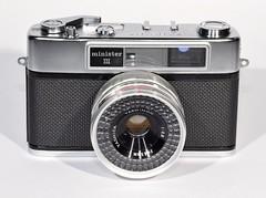 Yashica Film Cameras