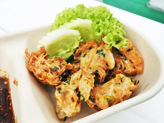 Taro Fritters