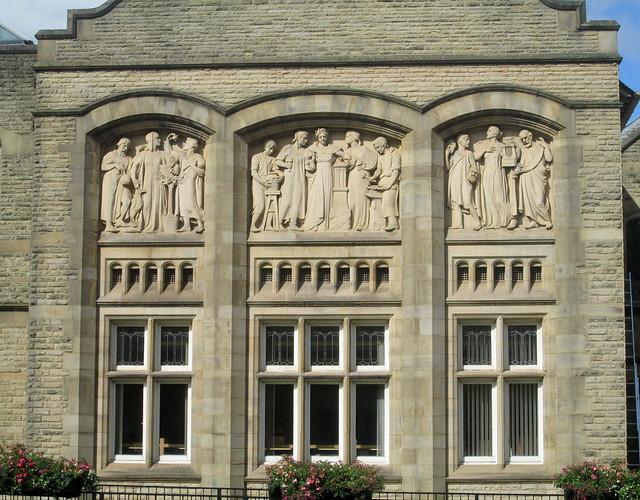 Rochdale Museum Frieze