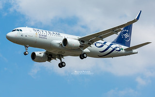 Airbus A320 Saudia Airlines HZ-AS83