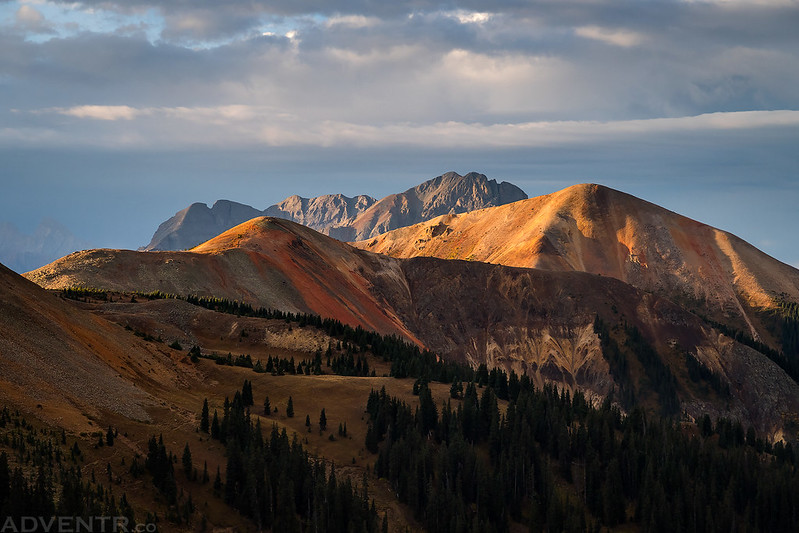 Anvil Mountain Sunrise