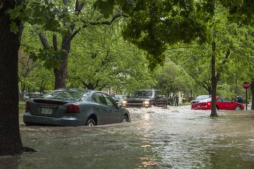 Flooding - Manhattan