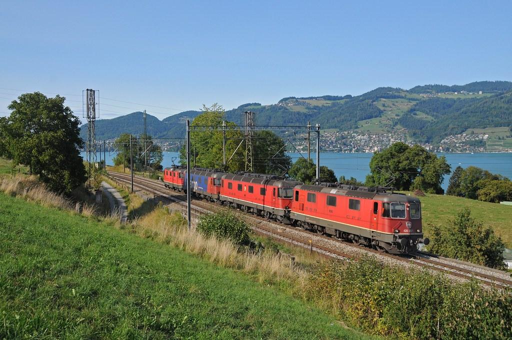 420345, 11667, 620065 & 11334 - Einigen (CH) 27/08/18 by James Welham