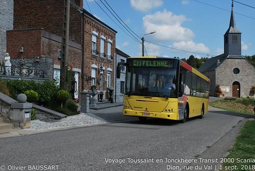 Autobus Toussaint 564118 - Ligne 49