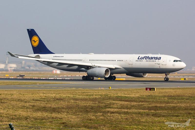 Lufthansa - A333 - D-AIKD (1)
