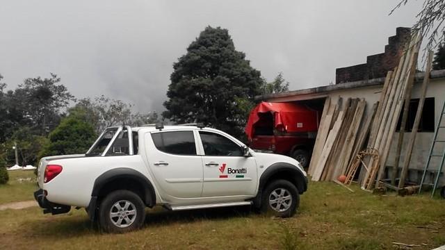 Pahuatlán transcanada antena 2