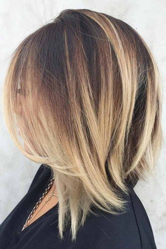 WEAR A LOB HAIRCUT 2019-New Styles Non-Boring For Women 10