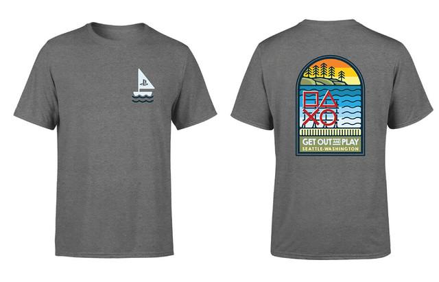 PlayStation Gear: Boat Shirt