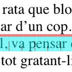 Regle de lectura de Ferran Cerdans Serra
