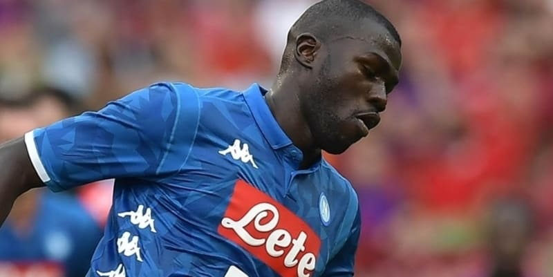Koulibaly menandatangani kontrak baru Napoli