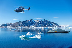 Scenic_Helicopter_Antarctica with ship