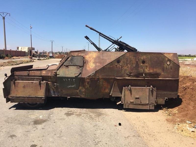 Btr152-toyota-lc-captured-from-Khalid-ibn-al-Walid-Army-yarmouk-basin-2018-mmtw-2