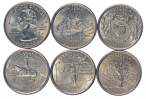 1999 state quarters