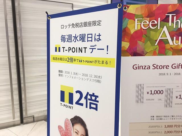 IMG_8126 ロッテ免税店 銀座 ひめごと