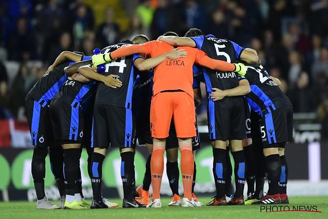 Club Brugge - KSC Lokeren (14.09.2018)