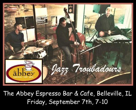 Jazz Troubadours 9-7-18