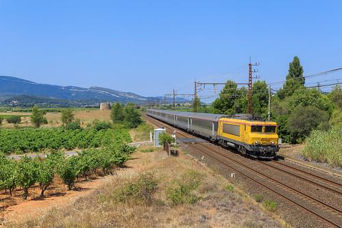 BB22297 - 4657 Bordeaux - Marseille