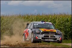 Rallye du Béthunois 2018 : Xavier Pruvot / Nathalie Pruvot - Photo of Roëllecourt