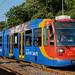 Stagecoach Supertram: 101 Sheffield Station