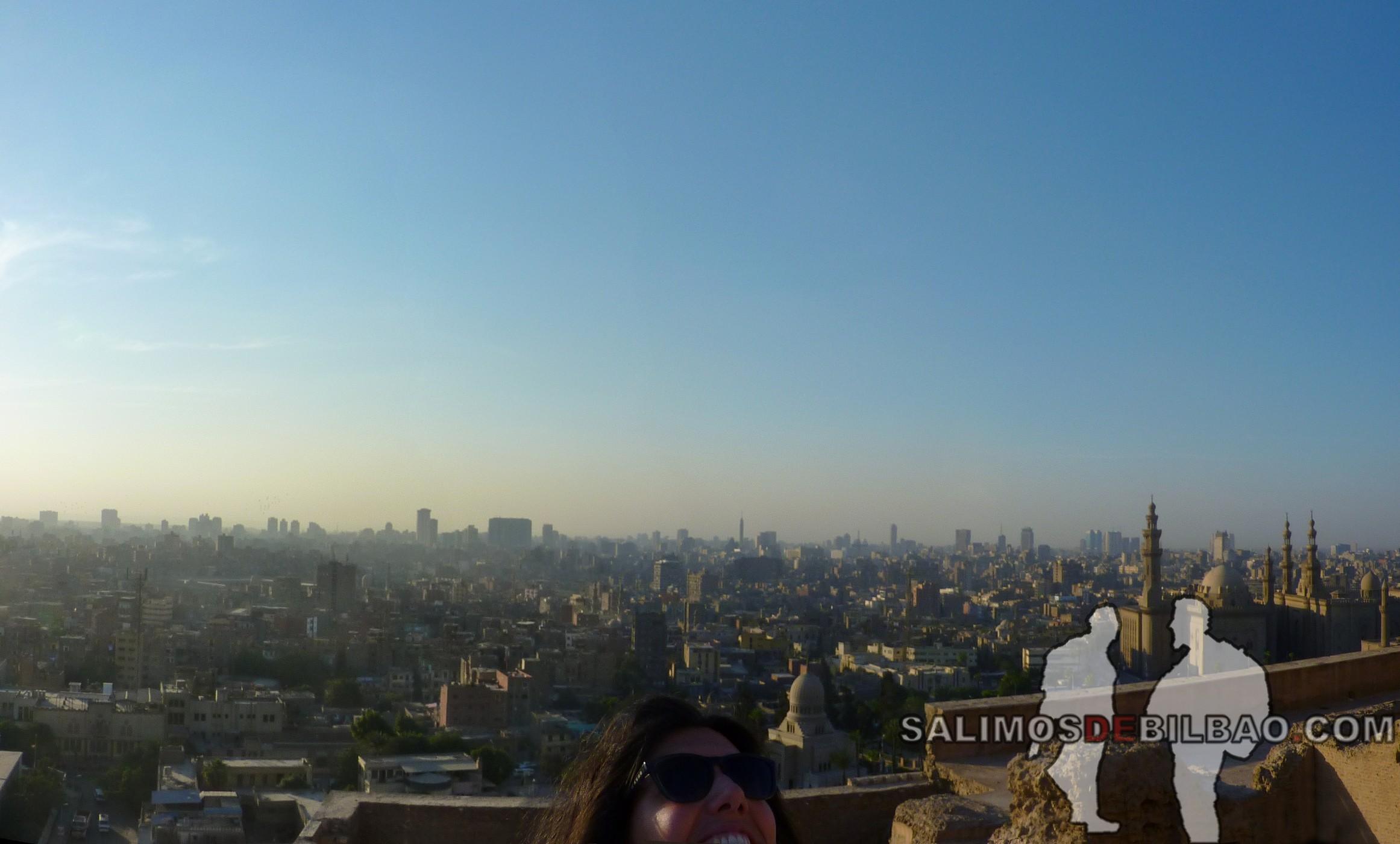 0382. Saioa, Pano, Ciudadela de Saladino, Cairo