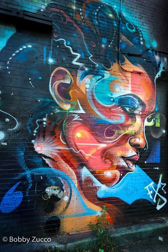 FX street art NYC