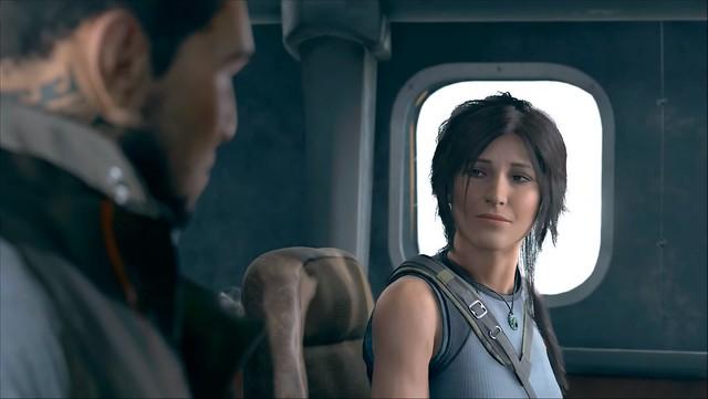 Tomb Raiderning soyasi - Lara's Bad Hair Day