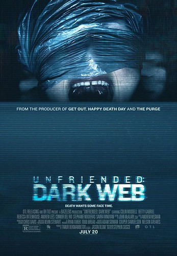 解除好友2:暗網 Unfriended: Dark Web (2018)