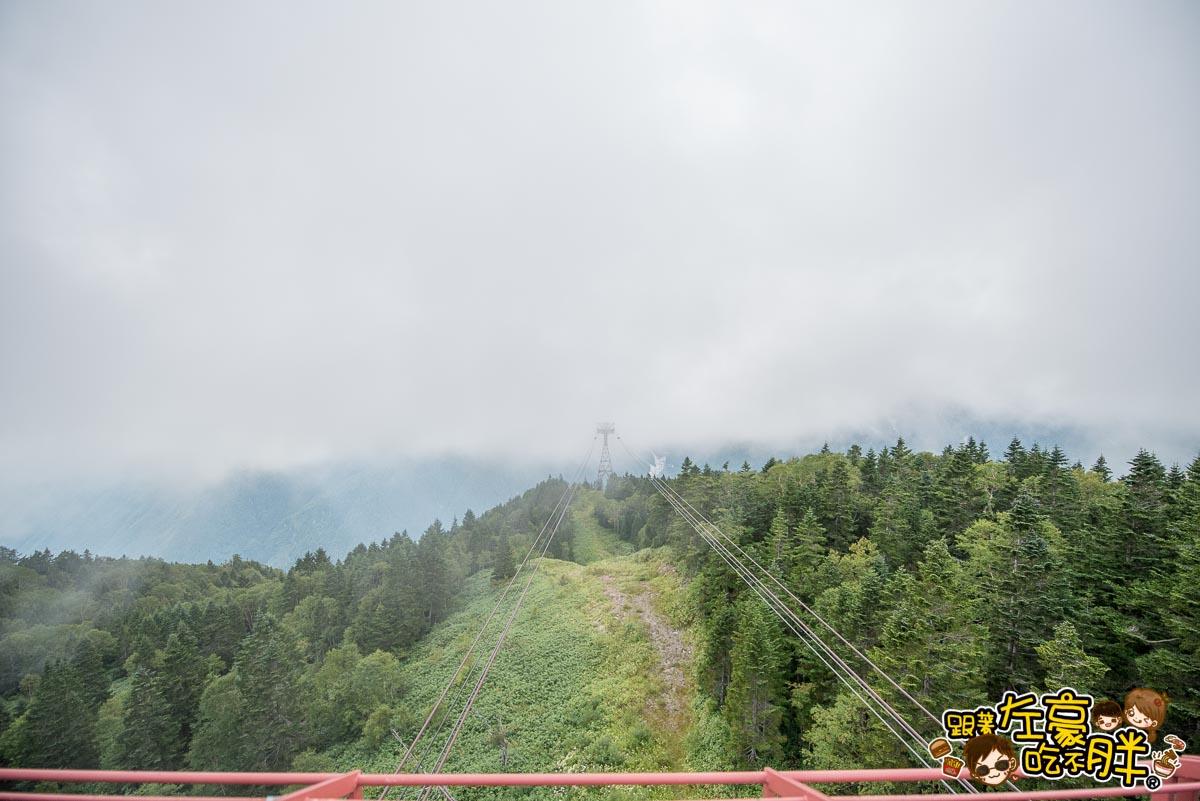 日本名古屋新穗高高空纜車(昇龍道票卷)-42