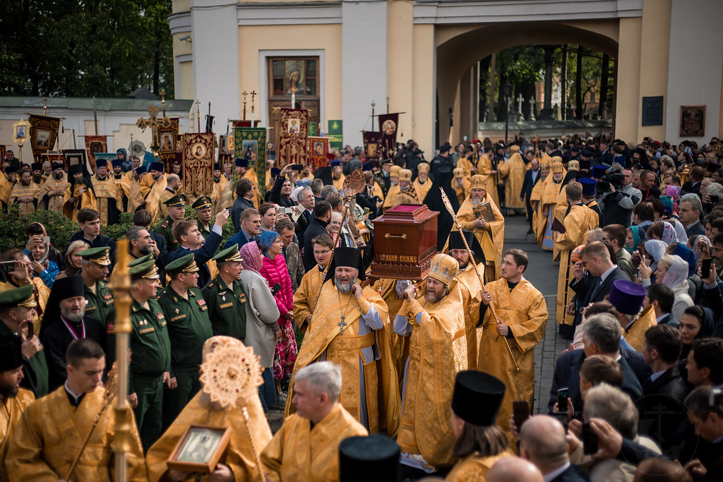11-12 сентября 2018, День памяти преподобного Александра Невского / 11-12 September 2018, Remembrance day of saint Alexander Nevsky