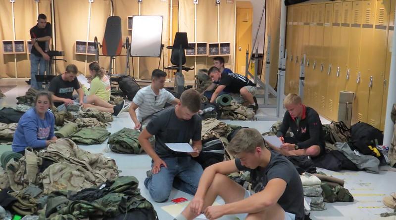 EWU ROTC Introduces New Cadets To Program Through Jump Start 2018