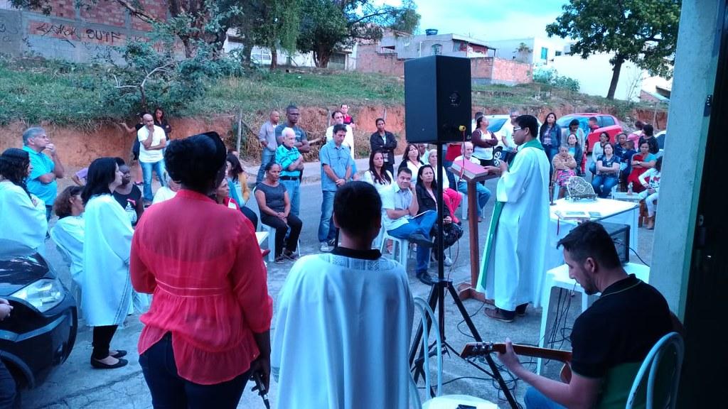 Missa Campal Novo Recanto