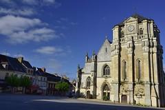 _DSC2508 : Eglise Notre Dame, Mortagne au Perche, France