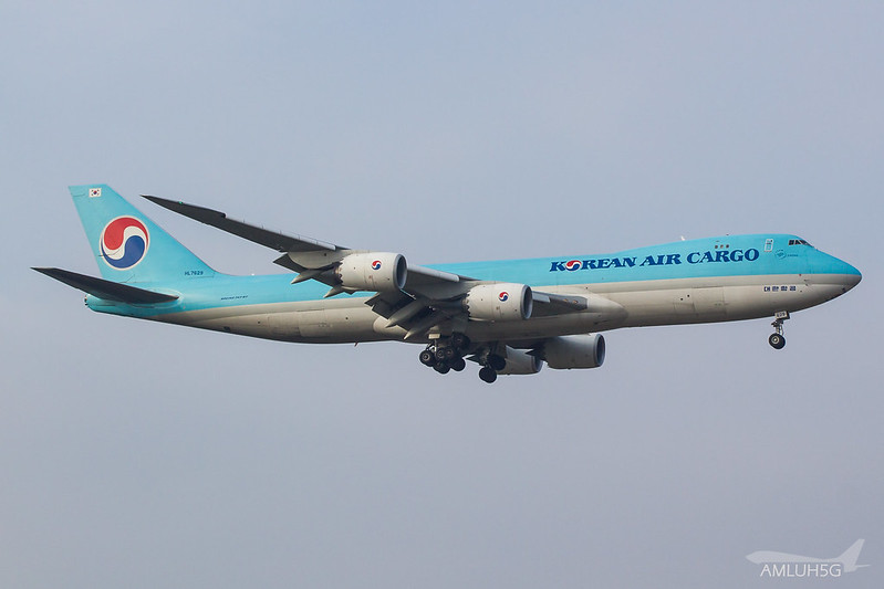 Korean Air Cargo - B748 - HL7629 (1)
