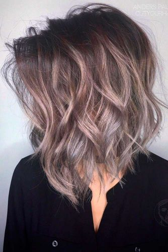 Best Medium Length Haircuts For Thick Hair 2019 -Amazing Look 3