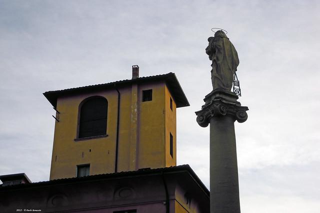 Bologna via Oberdan- (5), Nikon COOLPIX S640