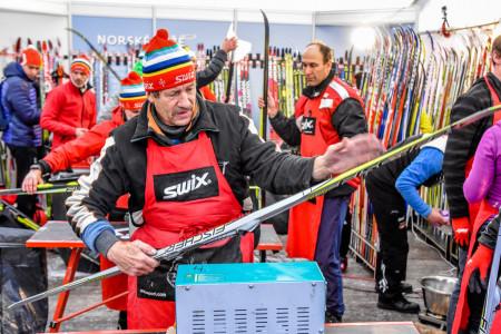 Jaký zvolit typ běžeckých lyží?