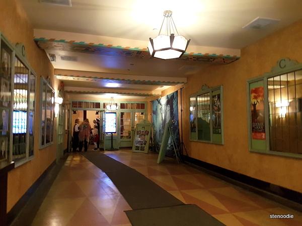 Capitol Theatre foyer
