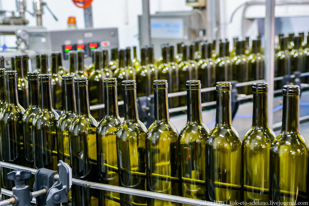 Как делают вино. Часть 3