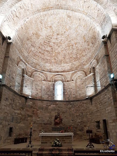 Monasterio de San Pedro de Siresa, un joya en el valle de Hecho (7)