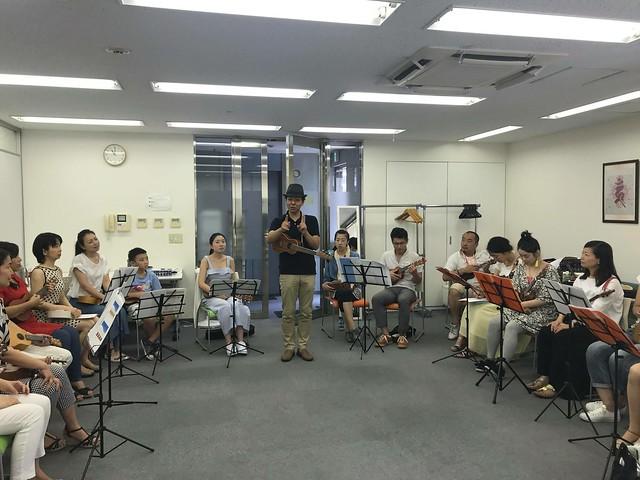 8/19(日)2時間でウクレレマスター♪