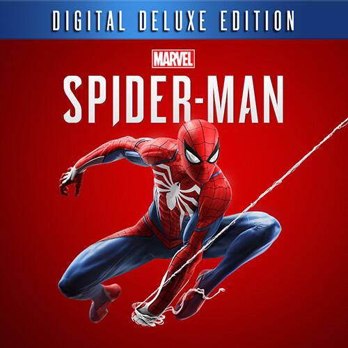 Marvels Spider-Man Digital Deluxe