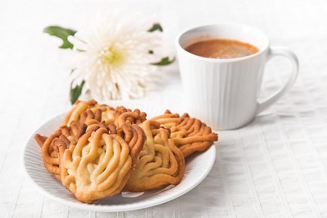 Cookies Сhrysanthemum