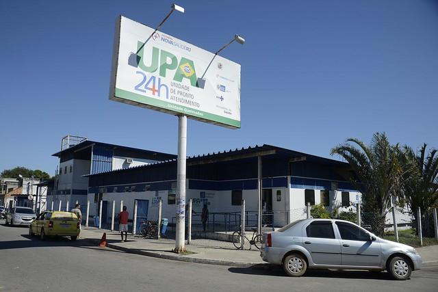Unidades de Pronto Atendimento são alguns dos serviços oferecidos pelo SUS - Créditos: Tomaz Silva/Agência Brasil