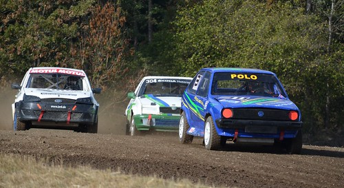 Autocross (German Championships in Siegbachtal)