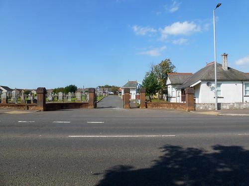 Hawkhill Cemetery Stevenston (214)