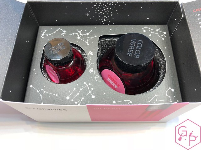 Colorverse x Opus88 Girl Just Wanna Ink Review @Opus88Writing @PenChalet Packaging 4
