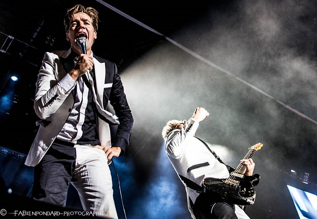 The Hives 2 ©Fabien Pondard