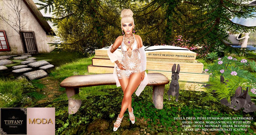Estella Dress By :Tiffany Designs::